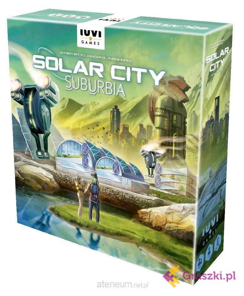 Solar City: Suburbia // darmowa dostawa od 249.99 zł // wysyłka do 24 godzin! // odbiór osobisty w Opolu